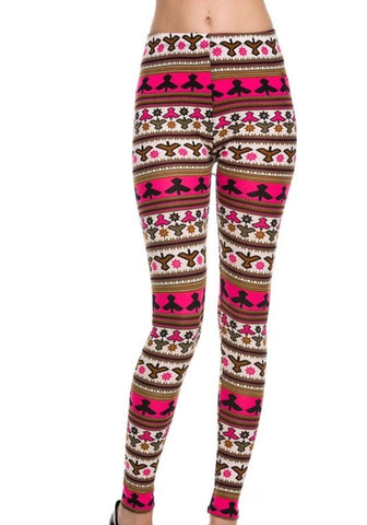 Tribal Princess Leggings