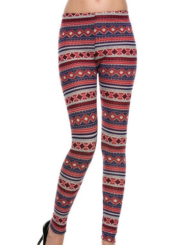 Queen of Diamonds Leggings