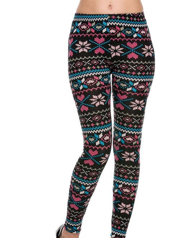 Snow Princess Leggings