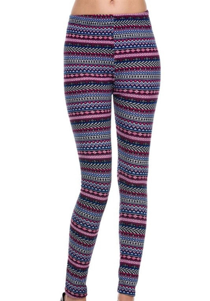Tribal Gone Wild Leggings