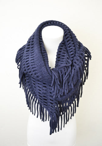 Softest Scarf Ever -- Navy