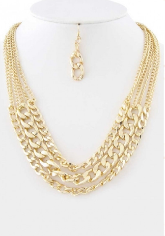 Dream Weaver Chain Necklace