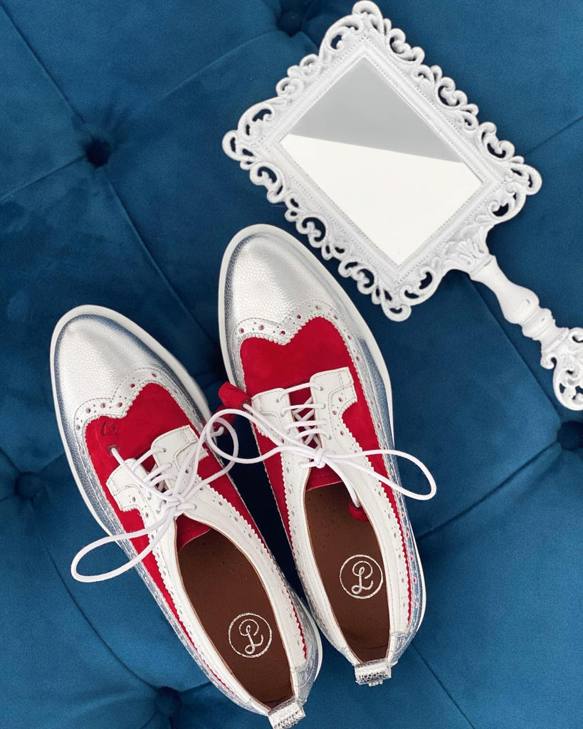 NEW!!! Oxford Silver-Rot