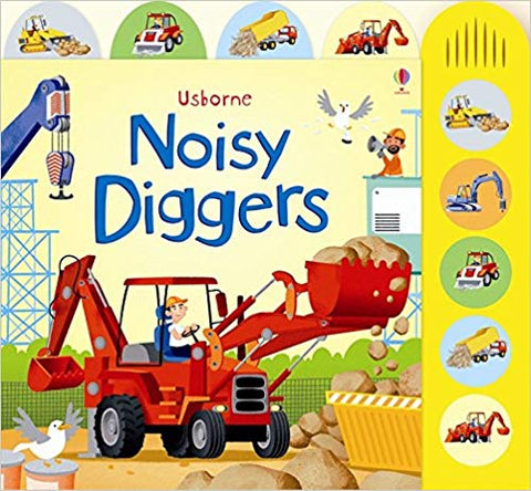 Noisy Diggers Book-Coming Soon