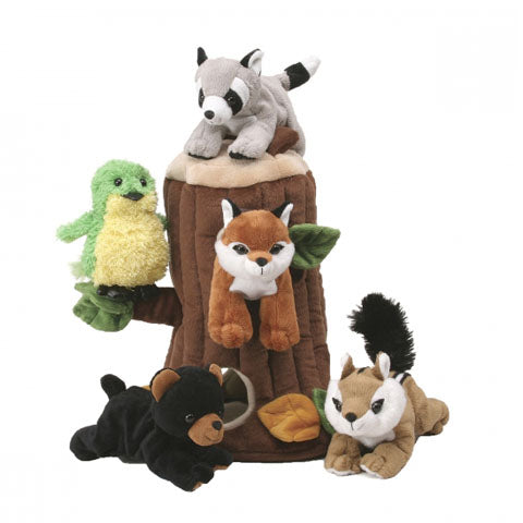 Treehouse Forest Friends
