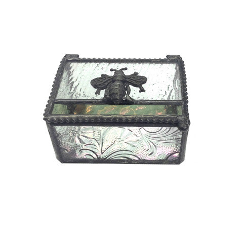 Bee Glass Box