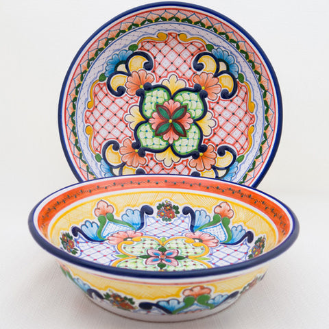 Talavera Serving Bowls