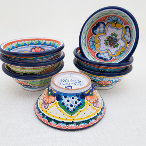 Talavera Dipping Bowl