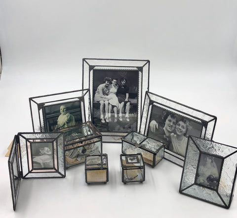 Glass Stylish Photo Frames