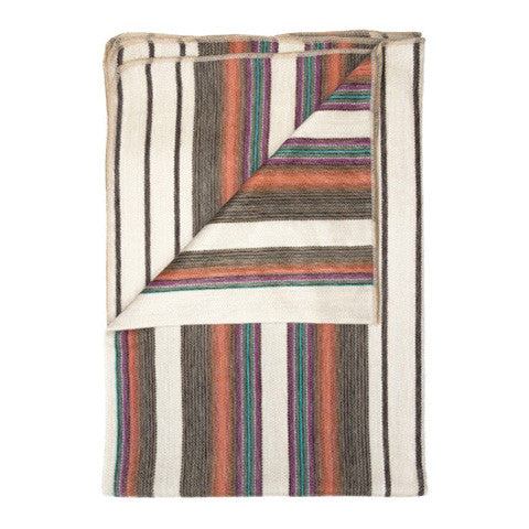 Oasis Alpaca Throw