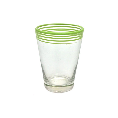 Swirl Pop Juice Glasses