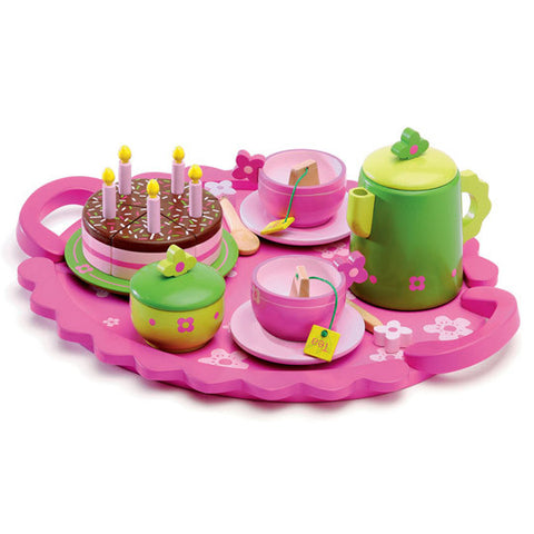 Birthday Party Tea Set