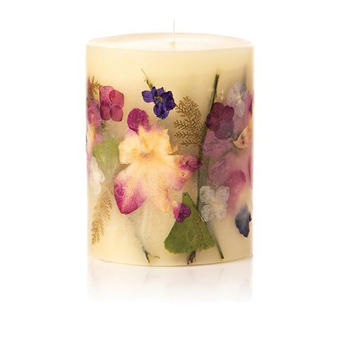 Iris Moon Botanical Candle
