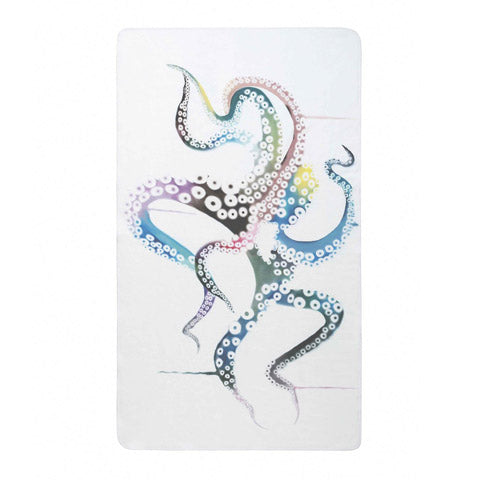 Octopus Beach Towel