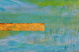 Poly Canvas Print - Abstract - Lamda #7 Abstract Closeup