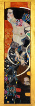 Load image into Gallery viewer, Poly Canvas Print - The Masters - Gustav Klimt - Judith II