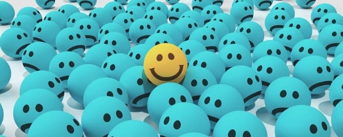 Lithium helps with depression, turning sad faces to happy ones