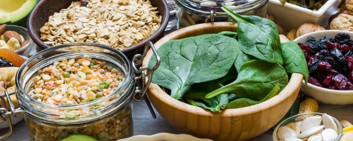 Foods with natural amounts of magnesium