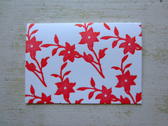 lily tomato folded notes