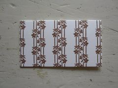 wallpaper brown place cards