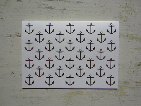 anchor silver folded notes