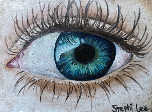 """Eye"" Original Painting"