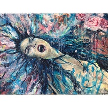 "Load image into Gallery viewer, ""La Petite Mort"" Original Painting"