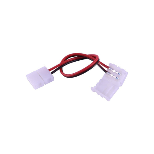 1.5W Connector Double End for 8mm LED Strips