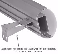 Load image into Gallery viewer, Oval Suspended Linear LED Channel - 532 (4ft/8ft)