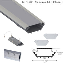 Load image into Gallery viewer, Pendant Linear Led Channel - 533 Series - Double Sided