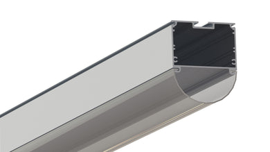 Linear Channel for Shop Lights - 540 (2ft/4ft/8ft)