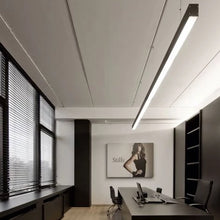 Load image into Gallery viewer, Suspended Linear LED Channel - 560 (4ft/8ft)