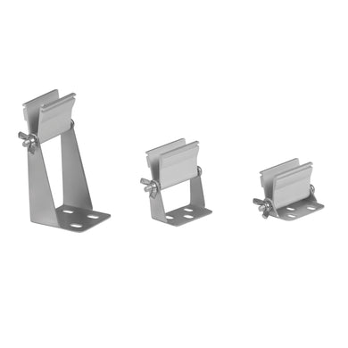 Adjustable Mounting Brackets (4-Pack)