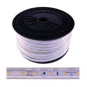 Warm/Cool White 2.4Watt/ft 110V 300lm/ft