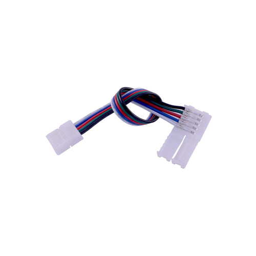 4.4W RGBW Connector Double End for 12mm LED Strips