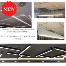 Load image into Gallery viewer, Pendant Slim Linear Led Channel - 535 Series