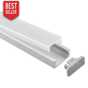Ultra Low-Profile Led Channel - 981
