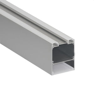 Up & Down Pendant Linear Led Channel - 550 Series - Direct & Indirect Lighting