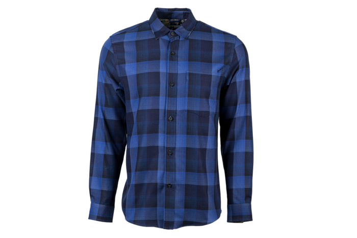 Men's Elli - Atlantic Blue Flannel