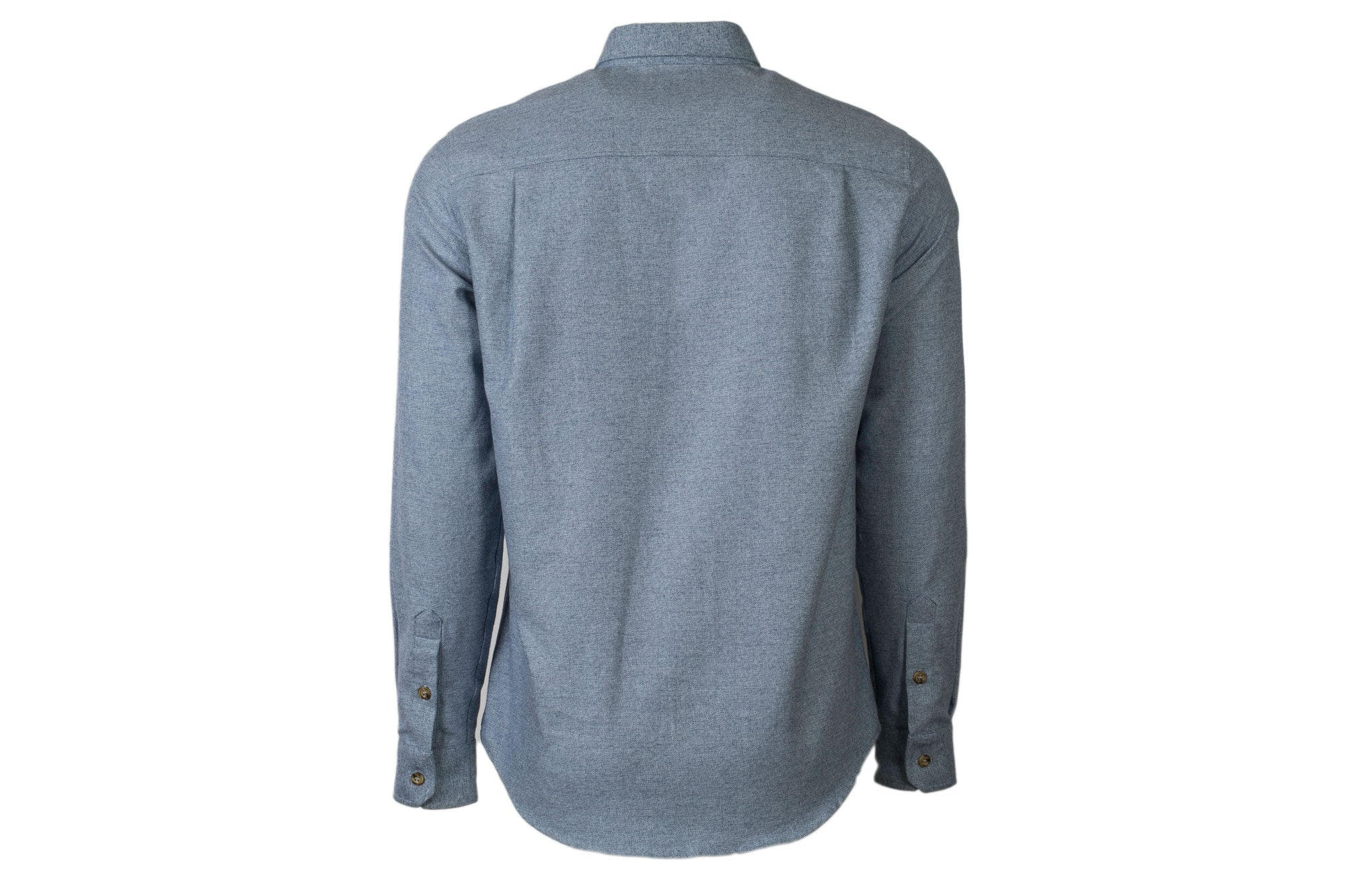 Men's Cascade Shirt - Dusty Blue