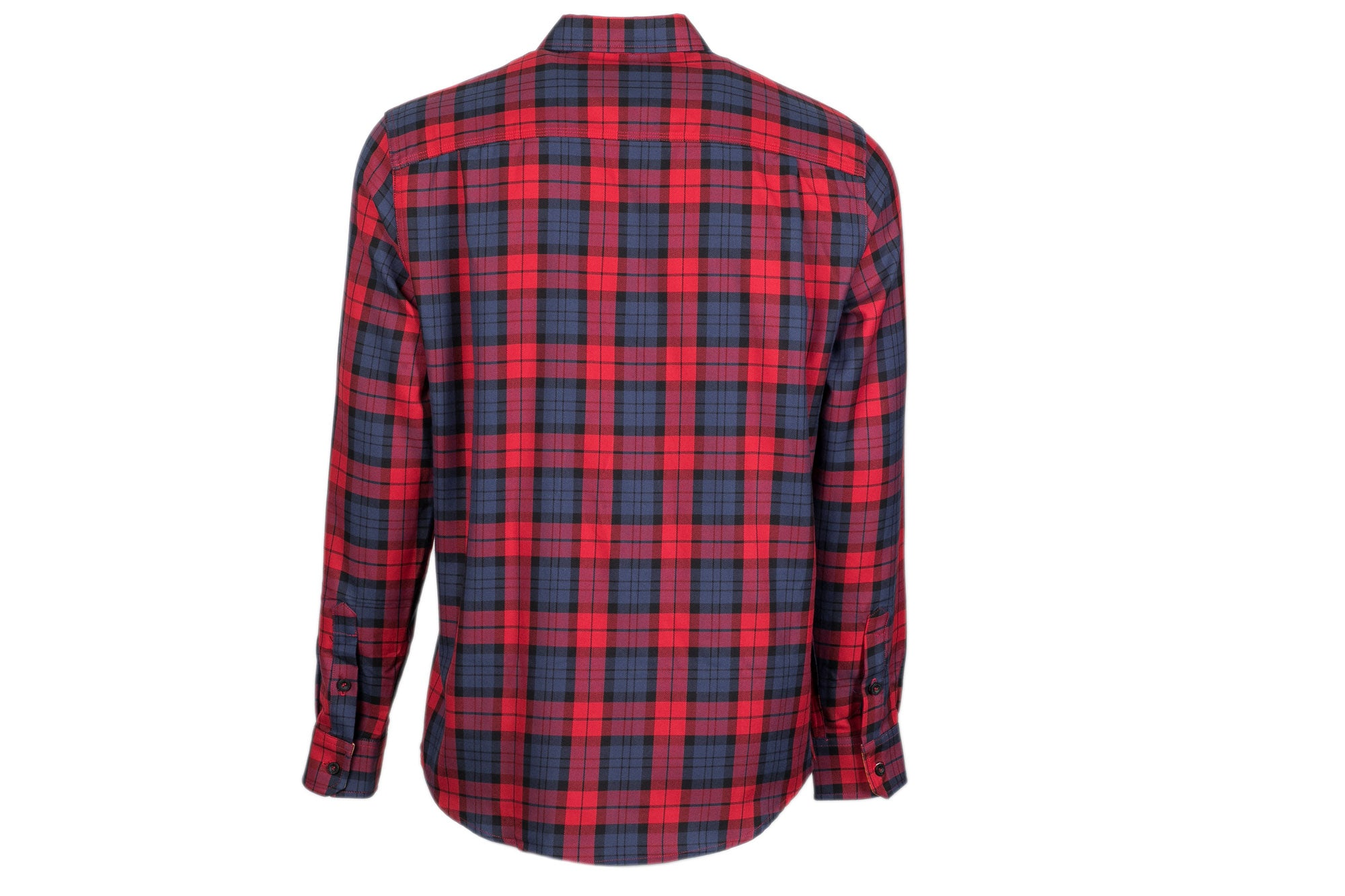 Men's Elli - Bruised Blue Flannel