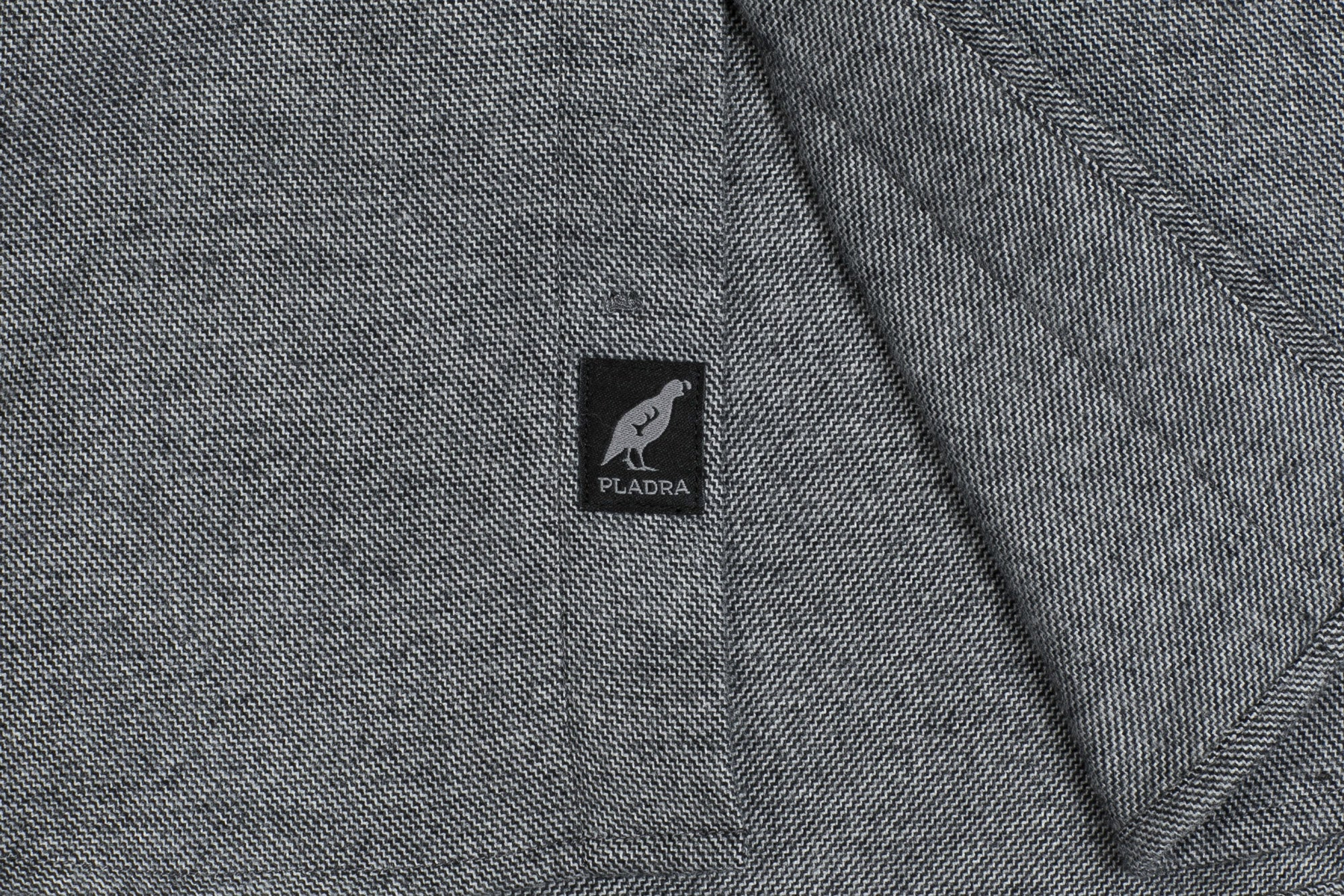 Men's Cascade Shirt - Charcoal Grey Heather