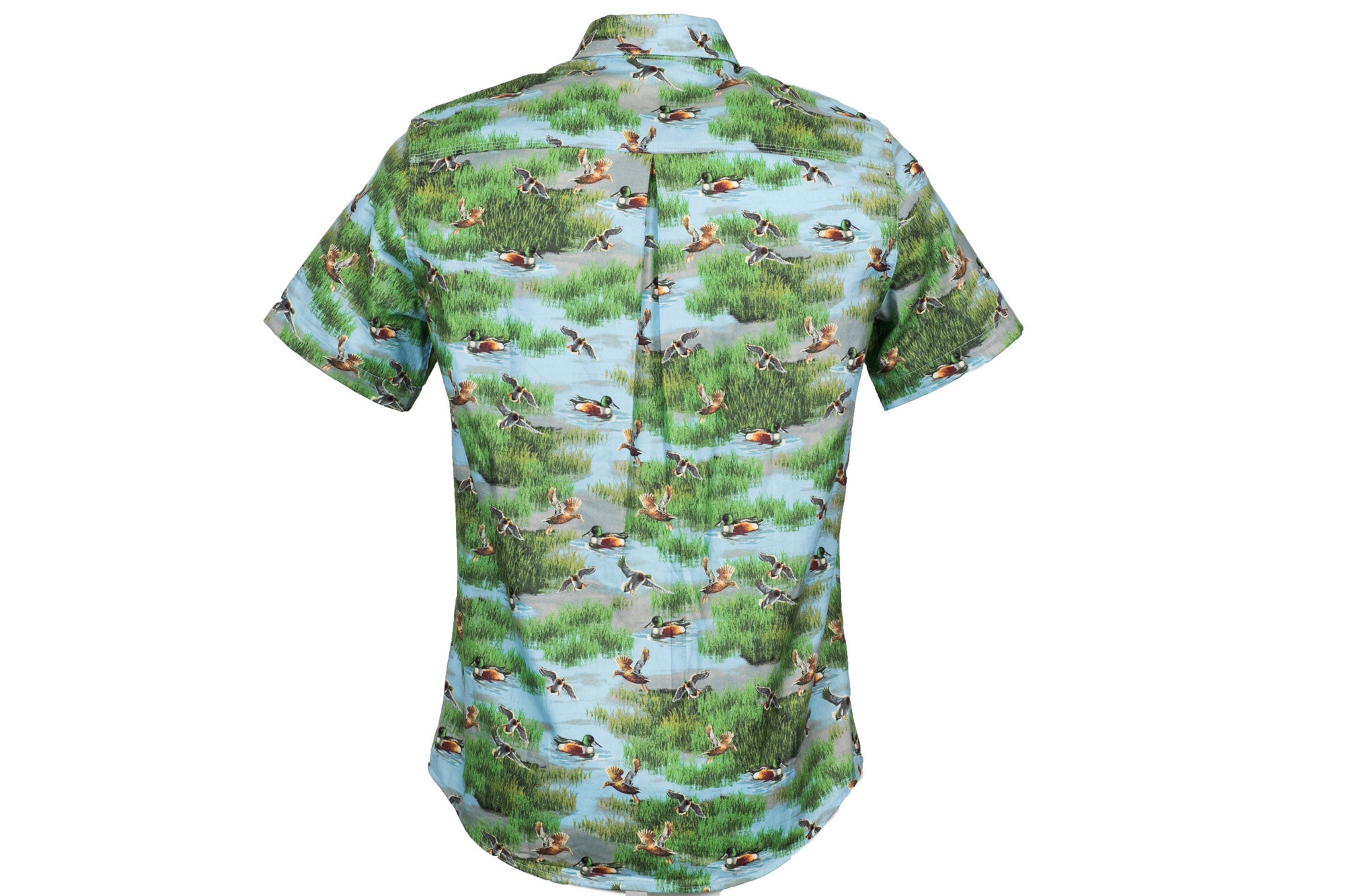 Men's S/S- Printed Mallard Ducks