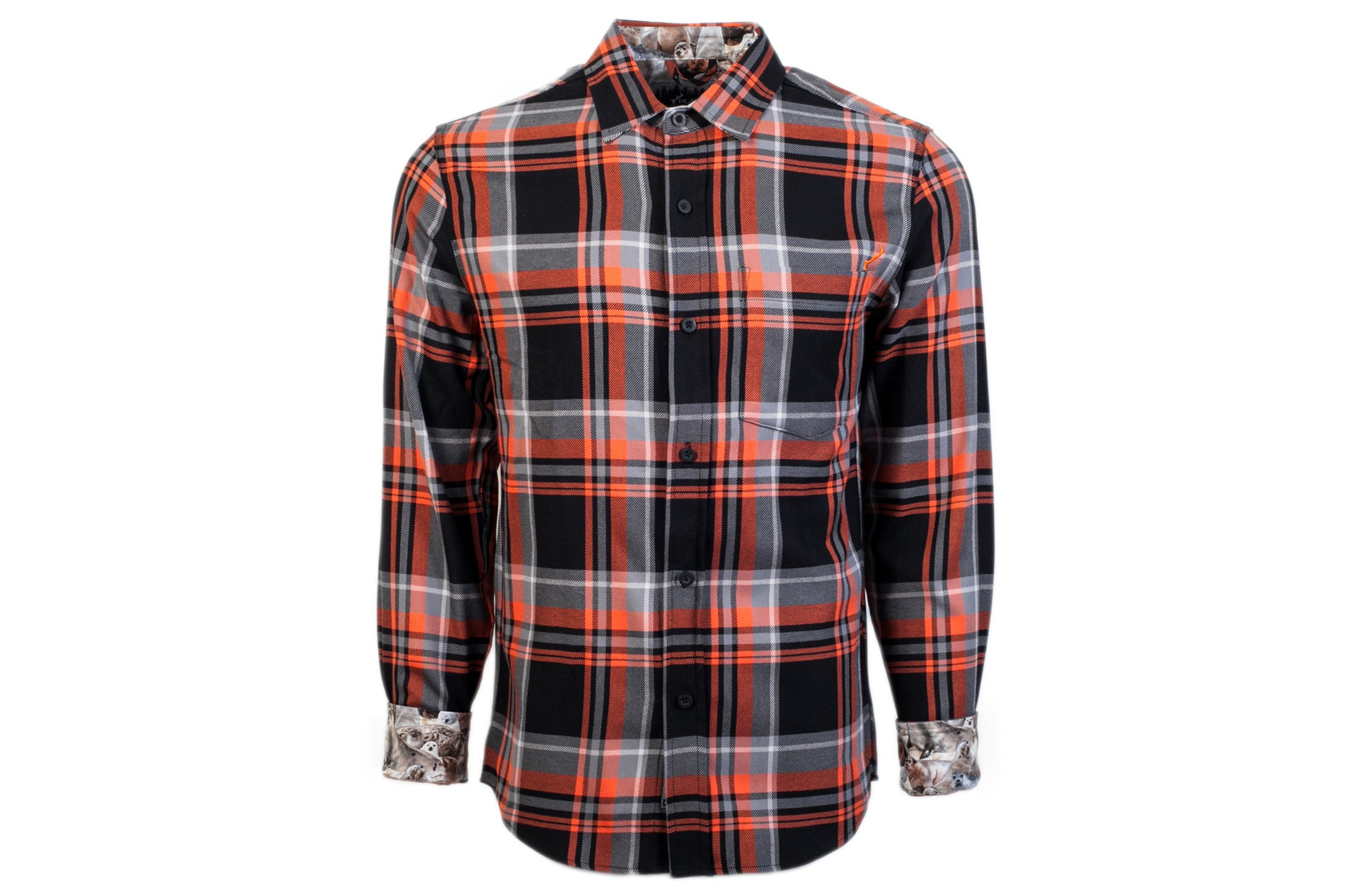 Men's Elli - Dynasty Black Flannel