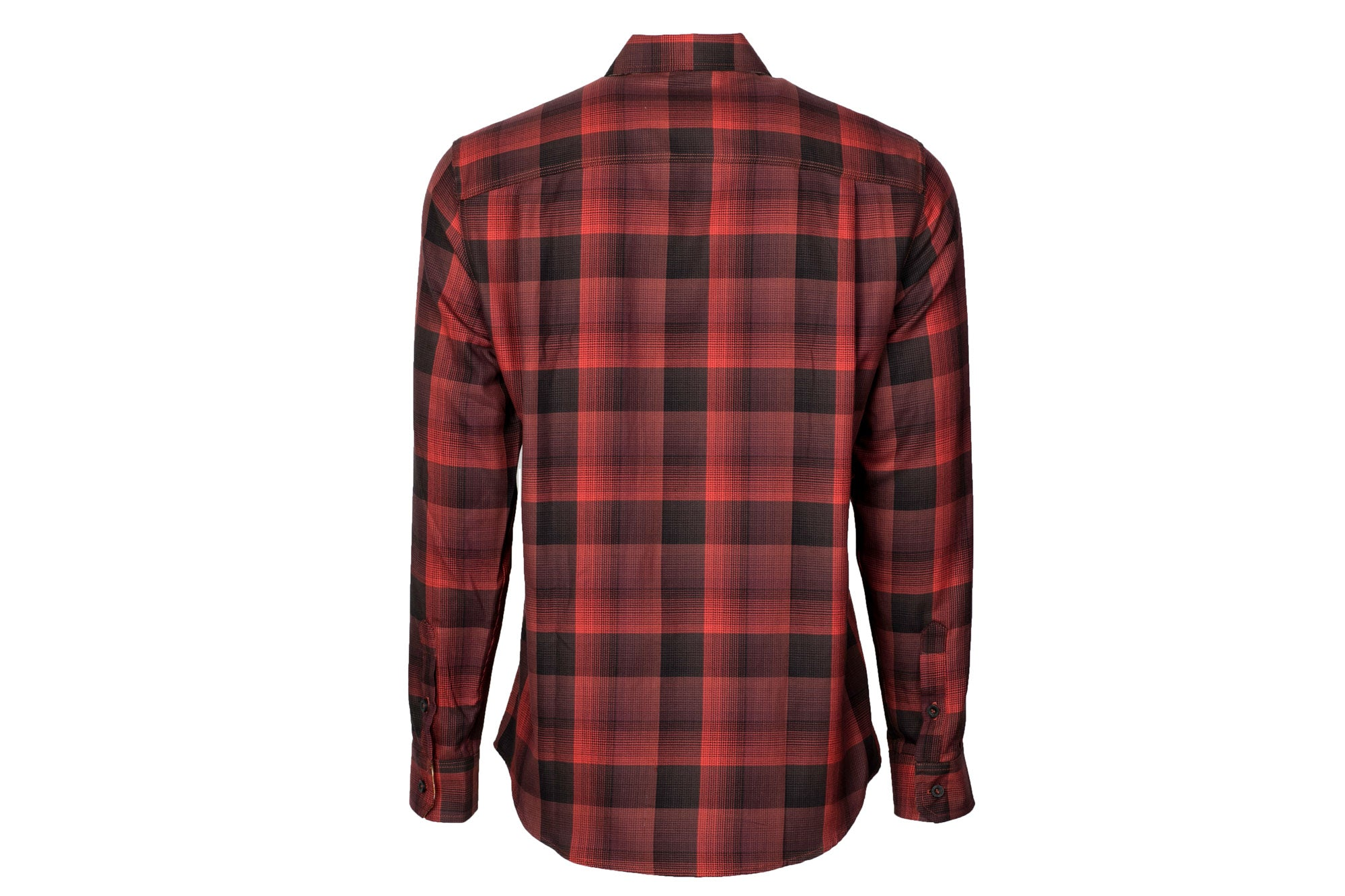 Men's Elli - Ember Red Flannel