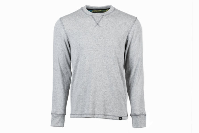 Men's Stinson Grey Crew Neck