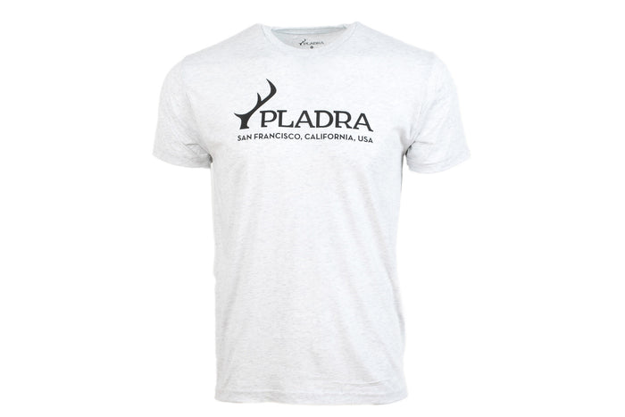 Men's T-Shirt - Light Heather Grey Logo