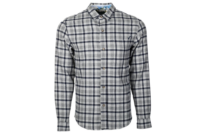 Men's Elli - Marin Grey Flannel