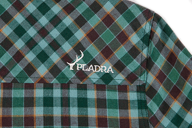 Women's Peregrine - Meadow Green Flannel