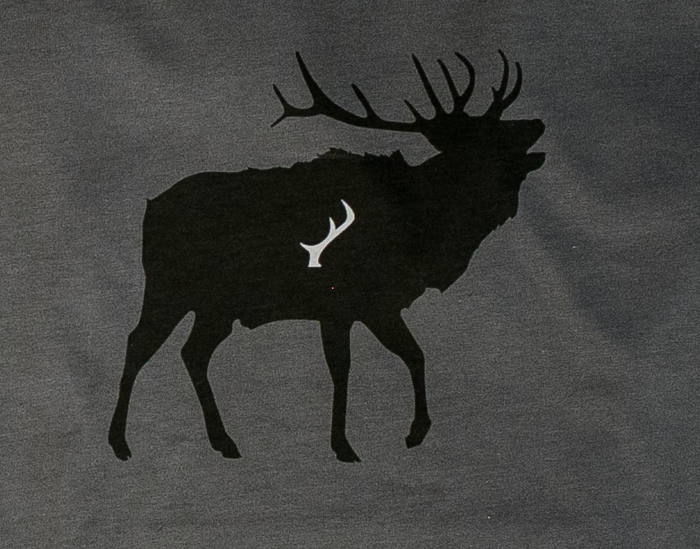 Men's T-Shirt - Grey Elk